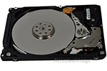 IBM Hard drive 160mb 2.5 @ 9552
