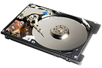 IBM Hard drive 2.1GB 2.5 IDE DTNA 22160 12.5MM
