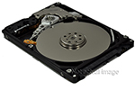 IBM Hard drive 1.08gb 2.5 9546 W/CASE