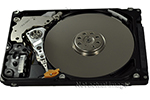 IBM Hard drive 1.2GB IDE 2.5 DPRA 21215 17MM
