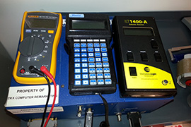 Technician tools like the Multimeter