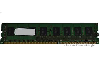 Memory RAM 4GB DDR3 PC3-12800 1600MHz ECC UDIMM HP 669322-B21 Equivalent