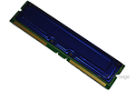 Axiom AX   Memory   1 GB : 2 x 512 MB   RIMM 184 p