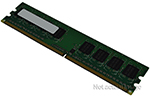 HP MEMORY 2GB 667MHZ 240 PIN PC2 5300 DDR2 SDRAM
