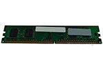 Kingston   Memory   2 GB : 2 x 1 GB   DIMM 240 pin
